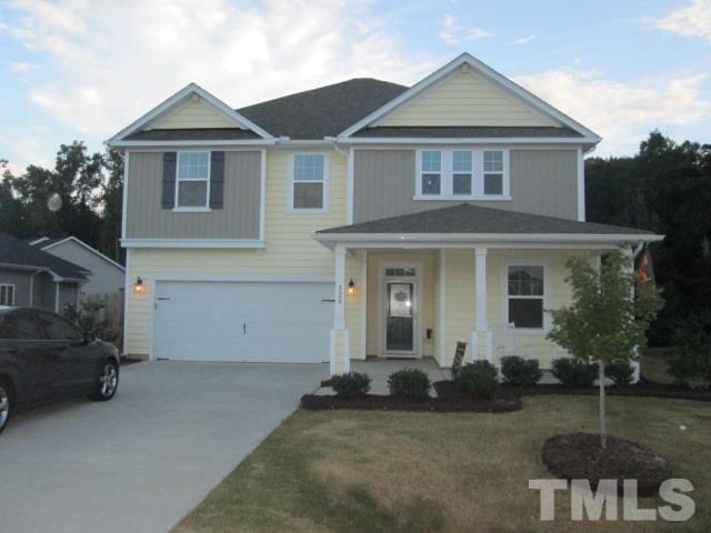 320 Rolling Meadows Drive, Clayton, NC 27527 (#2214456) :: The Jim Allen Group