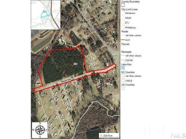 00 Nc 39 Highway, Henderson, NC  (#2214984) :: The Abshure Realty Group