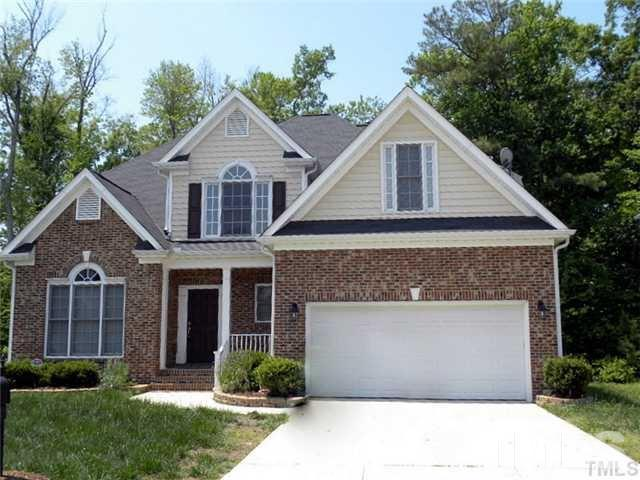 5810 Myakka Court, Raleigh, NC 27616 (#2215182) :: The Abshure Realty Group