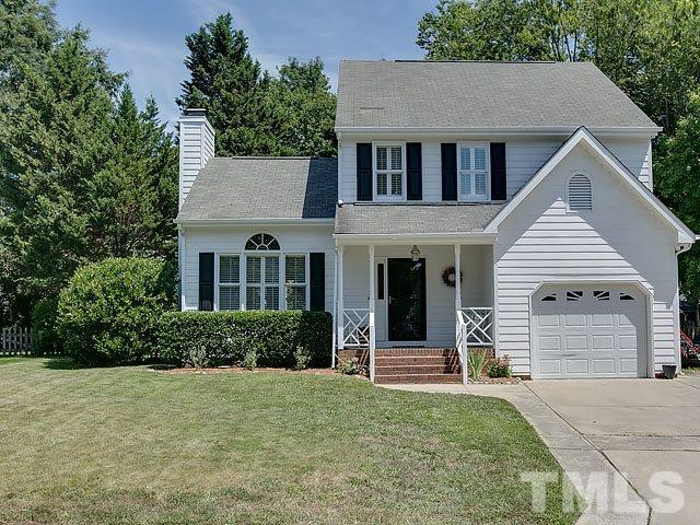 6 Great Oak Court, Durham, NC 27713 (#2215688) :: The Abshure Realty Group