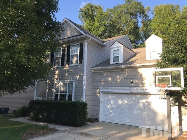 2410 Castleburg Drive, Apex, NC 27523 (#2217383) :: Raleigh Cary Realty