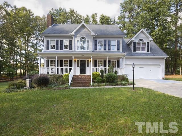 1525 Holland Hills Drive, Fuquay Varina, NC 27526 (#2217618) :: The Perry Group
