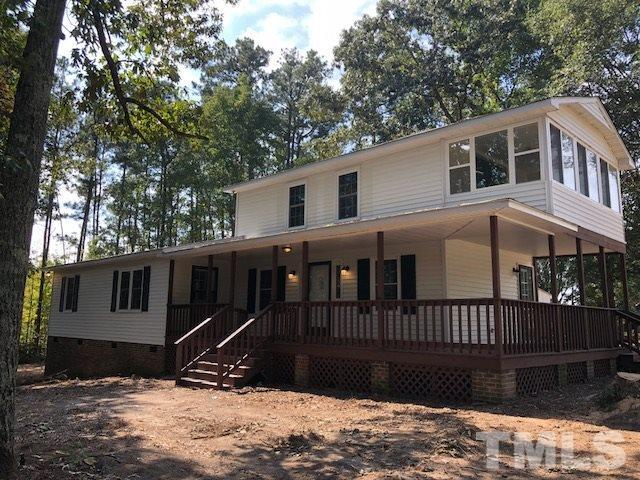 5229 Mitchell Town Road, Youngsville, NC 27596 (#2217702) :: The Jim Allen Group