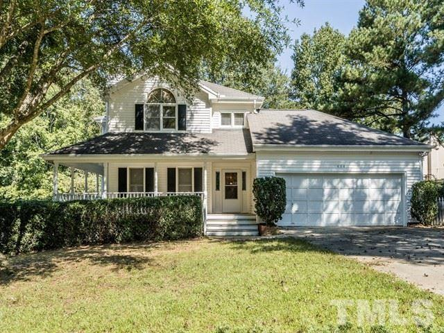 404 Cottonwood Lane, Holly Springs, NC 27540 (#2218560) :: The Perry Group