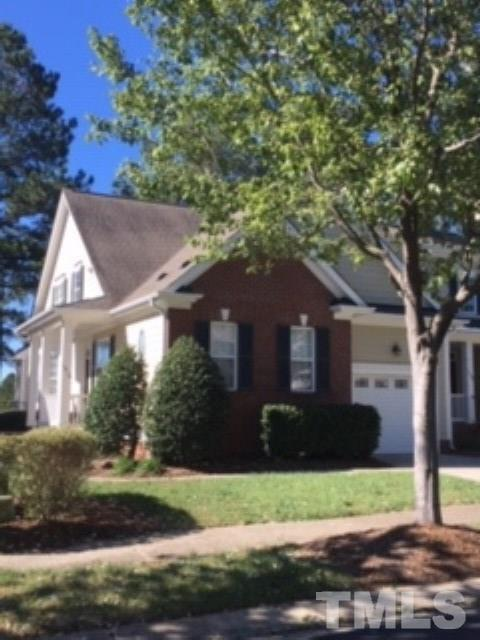 1310 Fairview Club Drive, Wake Forest, NC 27587 (#2219132) :: The Jim Allen Group