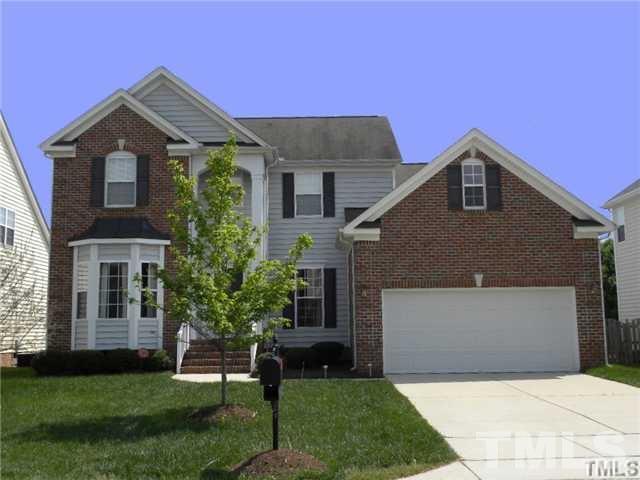 5970 Big Nance Drive, Raleigh, NC 27616 (#2219447) :: The Perry Group