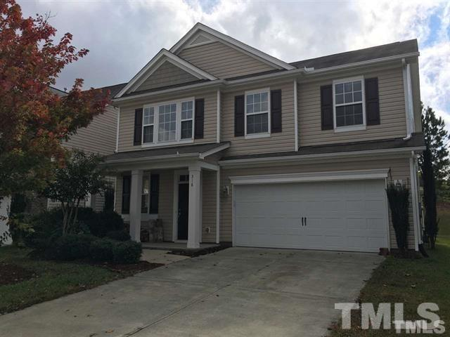 318 Northlands Drive, Cary, NC 27519 (#2219537) :: Better Homes & Gardens | Go Realty