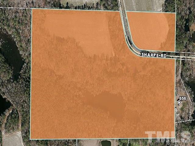 0 Sharpe Road, Lillington, NC 27546 (#2219726) :: RE/MAX Real Estate Service