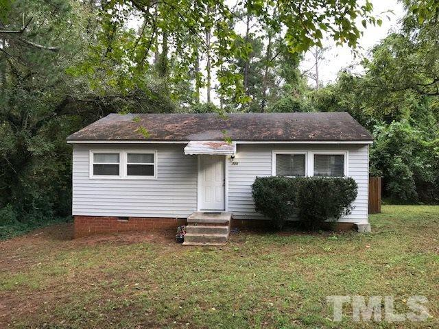 720 Oak Drive, Raleigh, NC 27603 (#2219865) :: Better Homes & Gardens | Go Realty