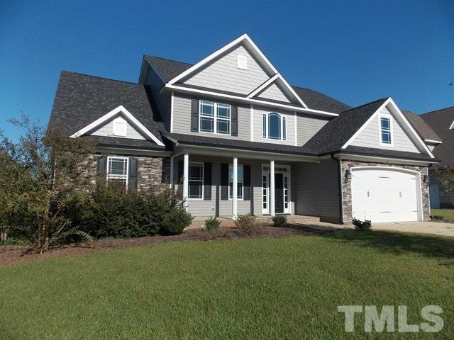 56 Treewood Lane, Clayton, NC 27527 (#2220715) :: The Perry Group