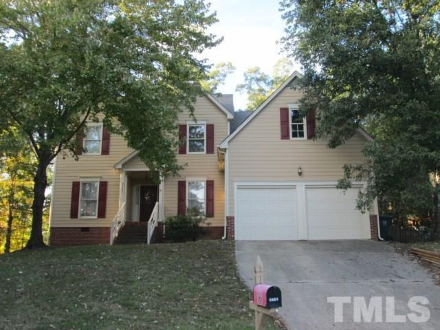 9721 Talman Court, Raleigh, NC 27615 (#2220898) :: The Perry Group