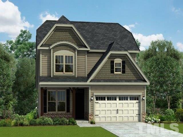 3516 Jones Lake Road Lot 783, Fuquay Varina, NC 27526 (#2220901) :: The Perry Group