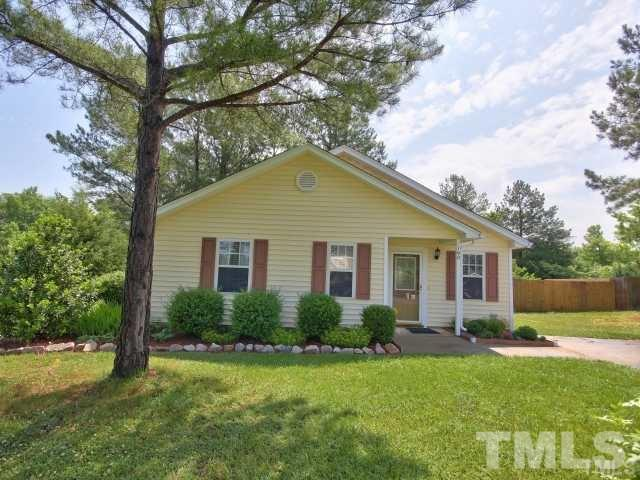 160 Holding Young Road, Youngsville, NC 27596 (#2221359) :: The Perry Group