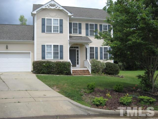 111 Grassy Ridge Court, Apex, NC 27502 (#2221731) :: The Perry Group