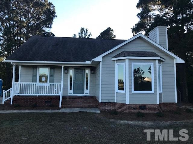 1911 Friendly Road, Dunn, NC 28334 (#2222042) :: The Perry Group