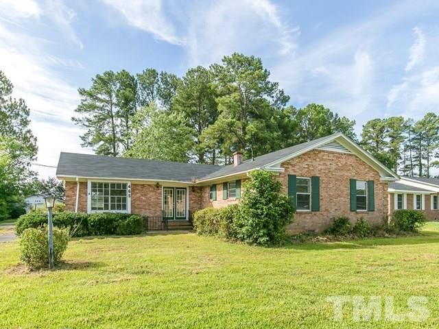 465 Old Grantham Road, Goldsboro, NC 27530 (#2223651) :: The Perry Group
