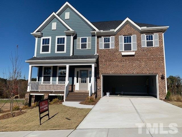 2912 Thurman Dairy Loop Lot 78, Wake Forest, NC 27587 (#2223986) :: Raleigh Cary Realty