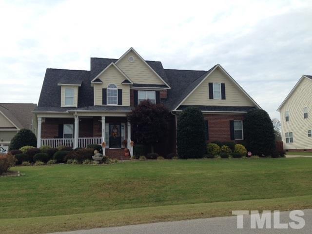 41 Oak Run Drive, Clayton, NC 27520 (#2224439) :: Rachel Kendall Team