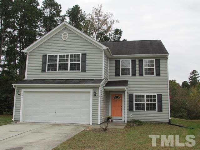 105 Knightwood Drive, Durham, NC 27703 (MLS #2224508) :: The Oceanaire Realty