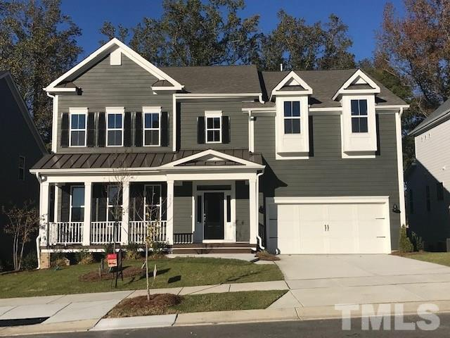 3025 Thurman Dairy Loop Lot 11, Wake Forest, NC 27587 (#2224774) :: The Perry Group