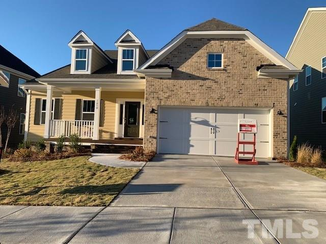 3004 Thurman Dairy Loop Lot 63, Wake Forest, NC 27587 (#2224805) :: The Perry Group