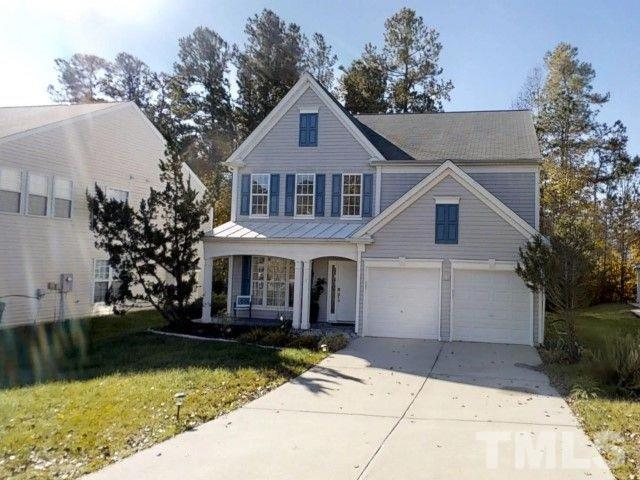 603 Crescendo Drive, Morrisville, NC 27560 (#2224954) :: M&J Realty Group