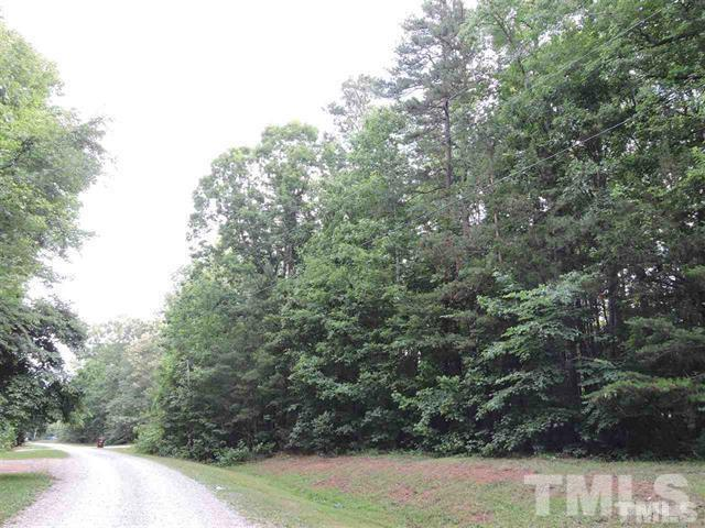 Lot 26 Little Creek Road, Timberlake, NC 27583 (#2225743) :: Morgan Womble Group
