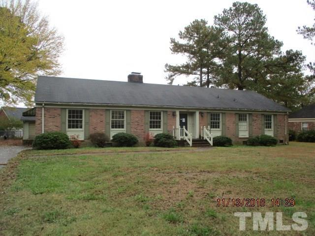 229 Dover Road, Rocky Mount, NC 27804 (#2226114) :: Marti Hampton Team - Re/Max One Realty