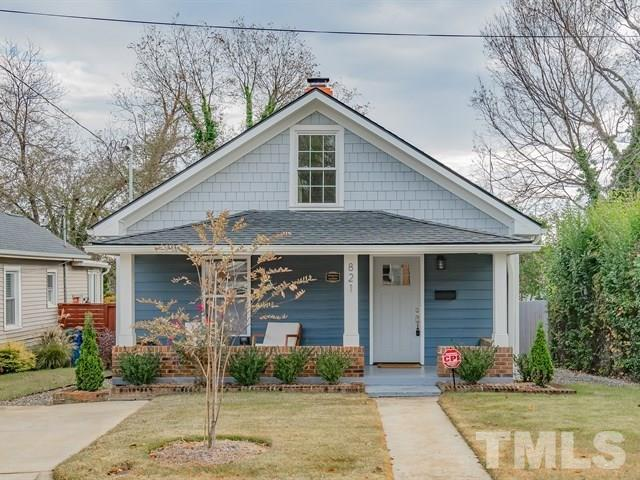 821 Ellington Street, Raleigh, NC 27601 (#2226595) :: Raleigh Cary Realty