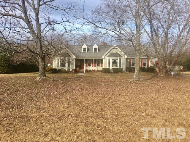 105 Hunters Lane, Youngsville, NC 27596 (#2226752) :: The Perry Group