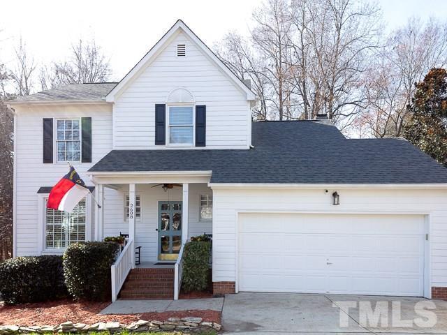 2608 Crofton Springs Drive, Raleigh, NC 27615 (#2227466) :: Marti Hampton Team - Re/Max One Realty