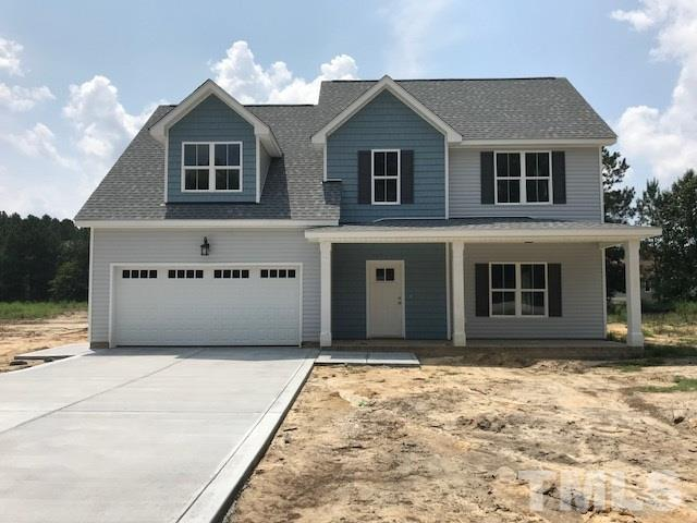 3385 Plainview Highway, Dunn, NC 28334 (#2229888) :: The Perry Group