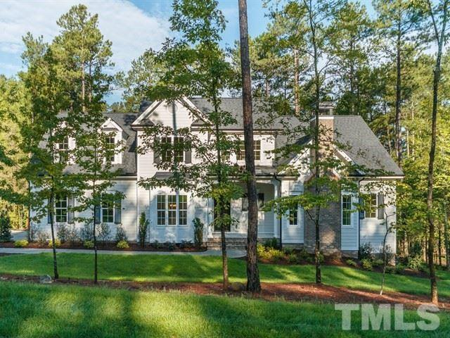 1409 Reservoir View Lane Lt63, Wake Forest, NC 27587 (#2230336) :: Morgan Womble Group