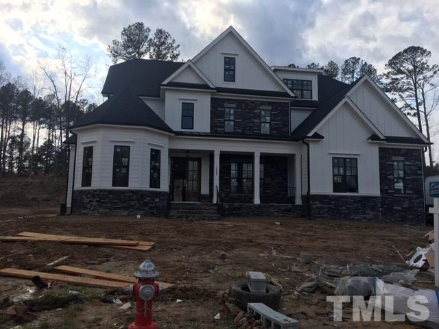 1029 Montvale Ridge Drive, Cary, NC 27519 (#2230443) :: The Perry Group