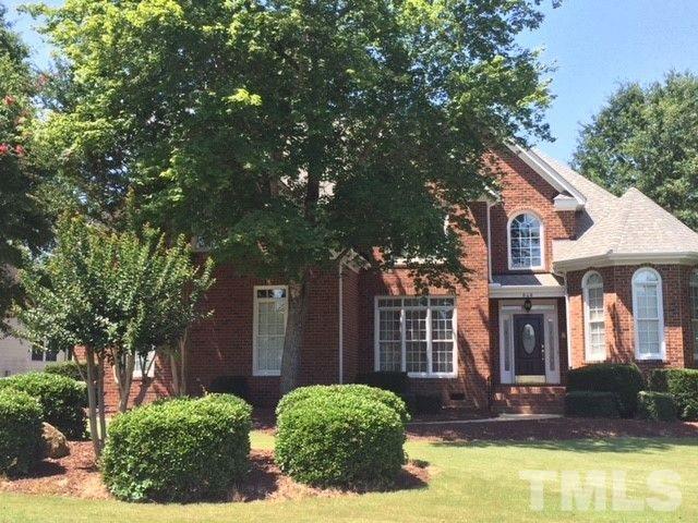 848 Parkridge Drive, Clayton, NC 27527 (#2231431) :: The Jim Allen Group