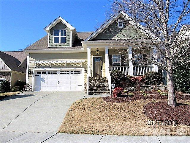5621 Clearsprings Drive, Wake Forest, NC 27587 (MLS #2232605) :: The Oceanaire Realty