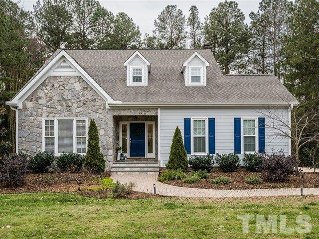 2336 Knoll Ridge Lane, Wake Forest, NC 27587 (MLS #2232671) :: The Oceanaire Realty