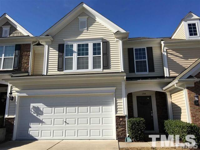 1708 Corwith Drive, Morrisville, NC 27560 (#2232738) :: HergGroup Carolinas - Cary
