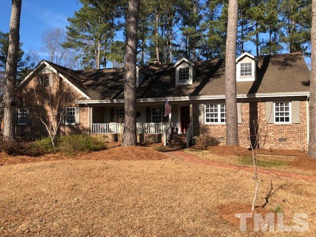 3508 Sheffield Drive, Rocky Mount, NC 27803 (#2233697) :: The Perry Group