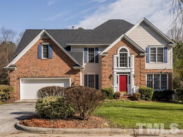 310 Barthel Drive, Cary, NC 27513 (#2234059) :: The Perry Group