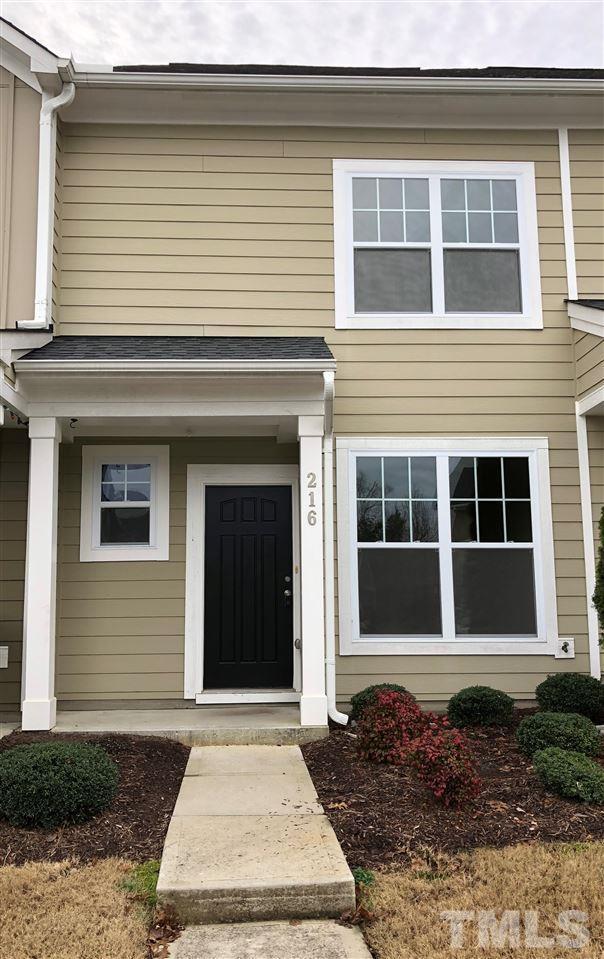 216 Lexes Trail, Chapel Hill, NC 27516 (#2234484) :: M&J Realty Group