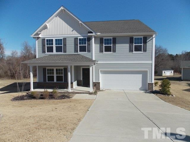565 N Kennelman Circle, Wendell, NC 27591 (#2235545) :: The Perry Group