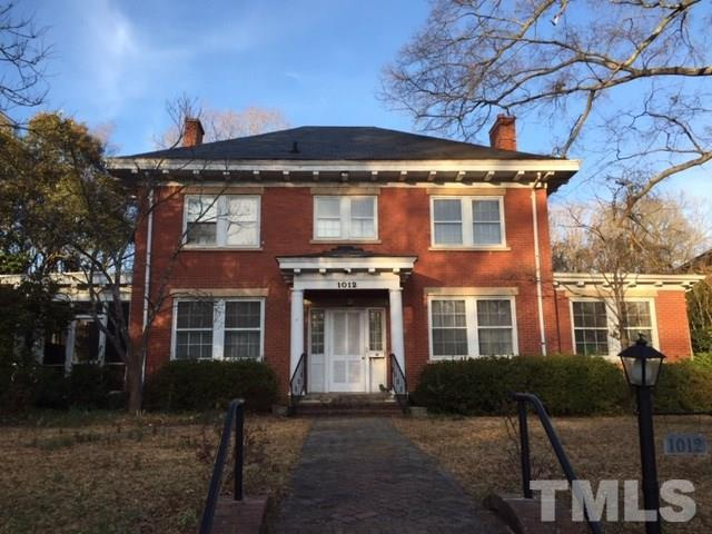 1012 Harvey Street, Raleigh, NC 27608 (#2237391) :: The Results Team, LLC