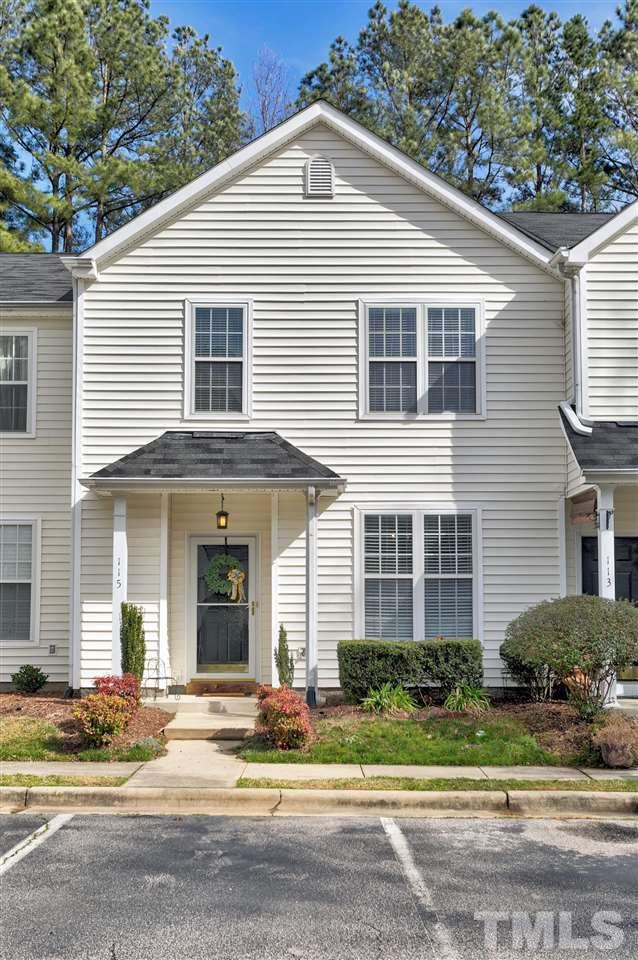 115 Arbor Light Road, Holly Springs, NC 27540 (#2237821) :: The Jim Allen Group