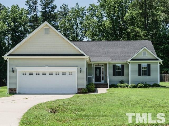 90 Glen Oaks Drive, Youngsville, NC 27596 (#2238286) :: Morgan Womble Group