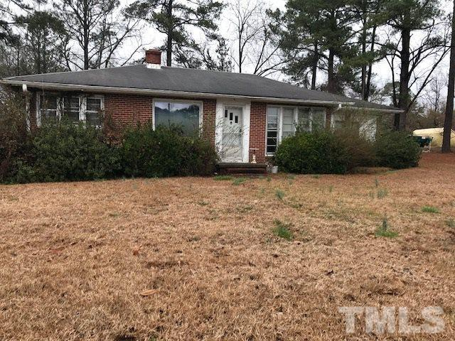 640 Sutton Road, Rocky Mount, NC 27801 (#2238548) :: Raleigh Cary Realty