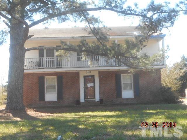 3217 Ridgecrest Drive, Rocky Mount, NC 27803 (#2239625) :: Sara Kate Homes