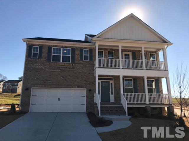 3000 Thurman Dairy Loop Lot 64, Wake Forest, NC 27587 (#2239731) :: Raleigh Cary Realty