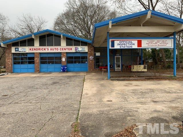 216 W Raleigh Road Parkway, Wilson, NC 27893 (#2239928) :: RE/MAX Real Estate Service