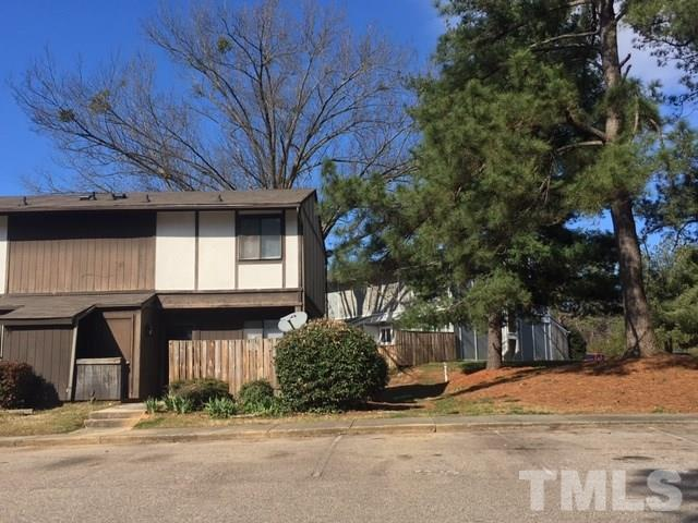 4271 Lake Ridge Drive 7-F, Raleigh, NC 27604 (#2240370) :: Marti Hampton Team - Re/Max One Realty
